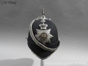 P55067 300x225 Royal Scots Officer's Helmet 5th Volunteer Battalion