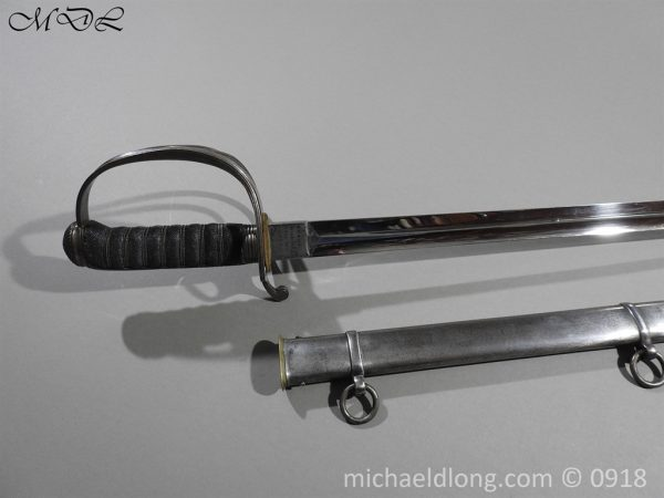 P55087 600x450 Britsh 1821 Cavalry Officer's Sword By Wilkinson