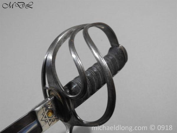 P55101 600x450 Britsh 1821 Cavalry Officer's Sword By Wilkinson