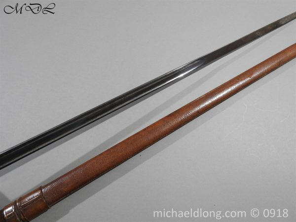 P55201 600x450 British WW2 Intantry Officer's Sword by Wilkinson