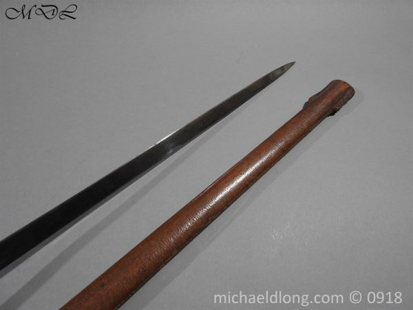 P55202 600x450 British WW2 Intantry Officer's Sword by Wilkinson