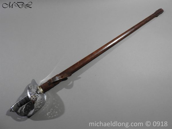 P55219 600x450 British WW2 Intantry Officer's Sword by Wilkinson
