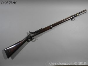 P55630 300x225 British 1858 pattern Snider Naval Short Rifle