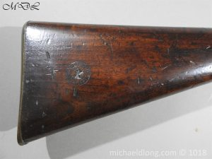 P55632 300x225 British 1858 pattern Snider Naval Short Rifle