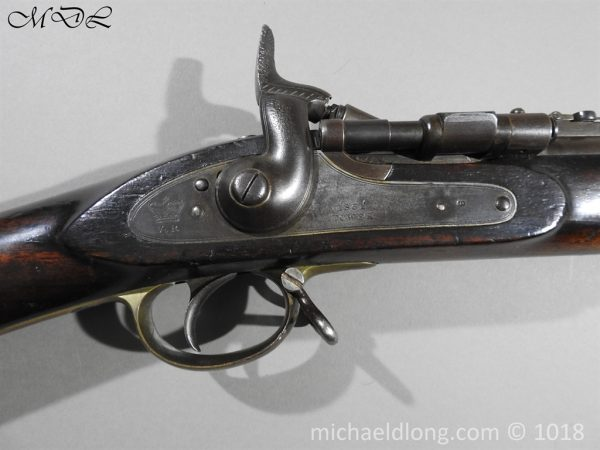 P55634 600x450 British 1858 pattern Snider Naval Short Rifle