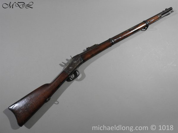 P55671 600x450 Egyptian Remington .43 short rifle 1867 Contract Model
