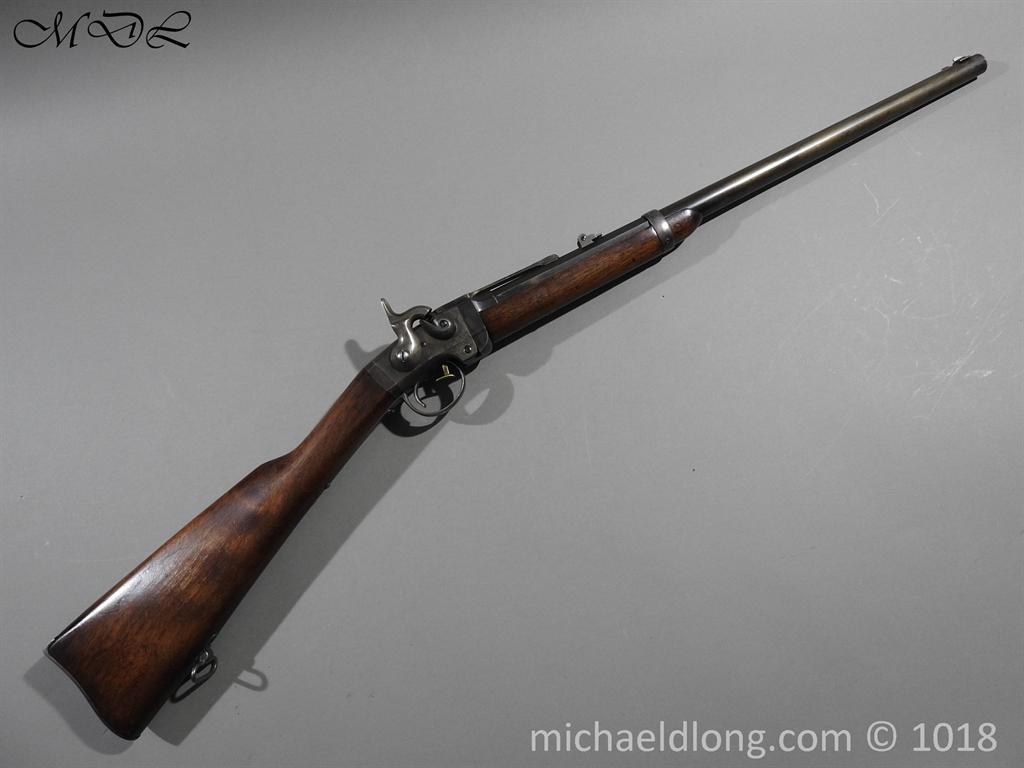 U S Smith's Patent Cavalry Carbine 1857