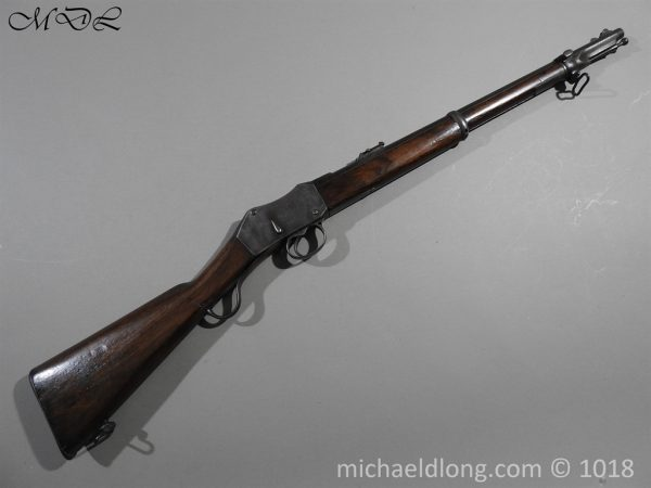 P55779 600x450 British Mk 1 Martini Henry 1879 Pattern Artillery Carbine