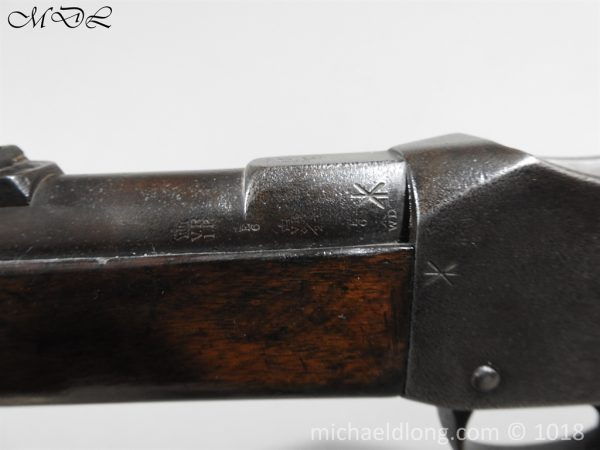 P55795 600x450 British Mk 1 Martini Henry 1879 Pattern Artillery Carbine