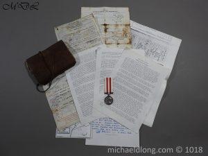 P55822 300x225 1st Bn Bengal Indian Mutiny Medal