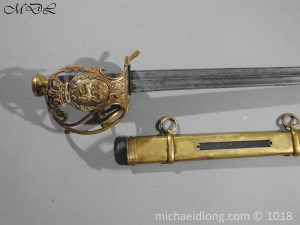 P56041 300x225 Household Cavalry Dress Sword Patern 1814