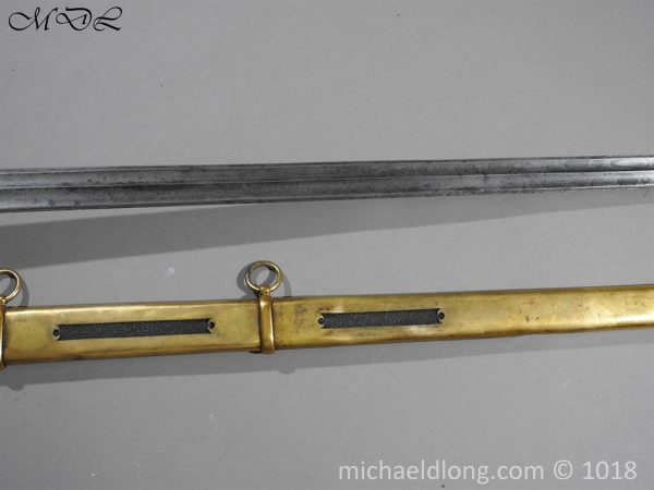 P56042 600x450 Household Cavalry Dress Sword Patern 1814
