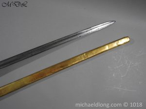 P56047 300x225 Household Cavalry Dress Sword Patern 1814