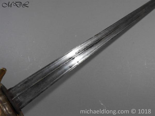 P56057 600x450 Household Cavalry Dress Sword Patern 1814