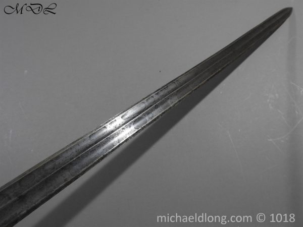 P56058 600x450 Household Cavalry Dress Sword Patern 1814