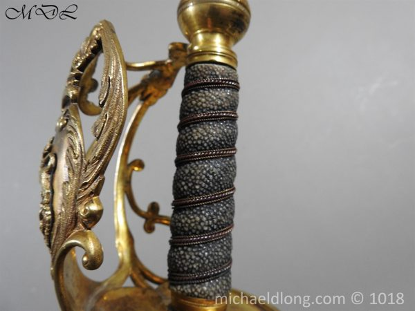 P56070 600x450 Household Cavalry Dress Sword Patern 1814