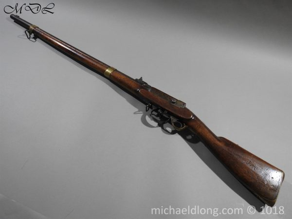 P56197 600x450 Norwegian M1859 Kammerlader Rifle