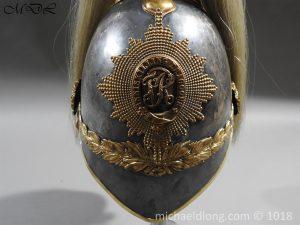 P56479 300x225 Inniskilling Dragoons 1871 Pattern Officer's Helmet