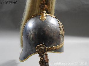 P56481 300x225 Inniskilling Dragoons 1871 Pattern Officer's Helmet