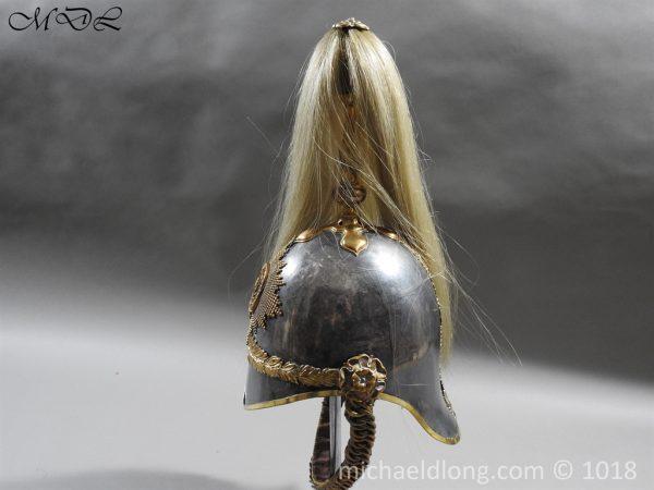 P56484 600x450 Inniskilling Dragoons 1871 Pattern Officer's Helmet