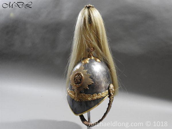 P56486 600x450 Inniskilling Dragoons 1871 Pattern Officer's Helmet
