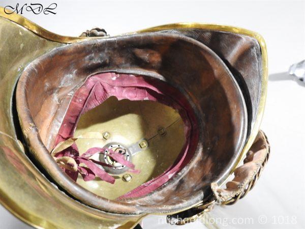 P56487 600x450 Inniskilling Dragoons 1871 Pattern Officer's Helmet