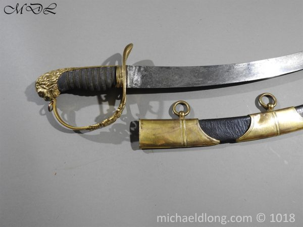 P56543 600x450 British 1803 Officer's Sword