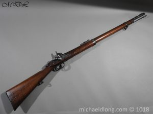 P56595 300x225 British 'Thomas Wilson's 1859 Patent Rifle