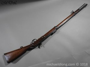 P56599 300x225 British 'Thomas Wilson's 1859 Patent Rifle