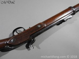 P56601 300x225 British 'Thomas Wilson's 1859 Patent Rifle