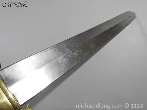 P57316 600x450 French Napoleonic Infantry Sidearm Early 1800's