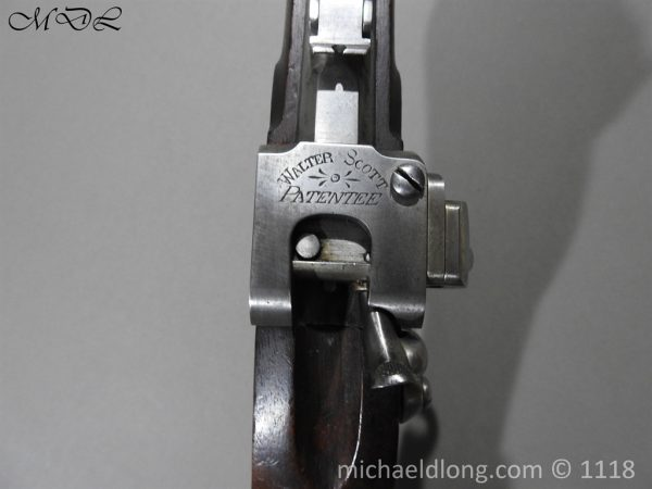P57400 600x450 British W. Scott 1873 Patent Rifle