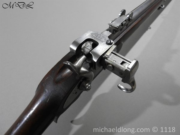 P57402 600x450 British W. Scott 1873 Patent Rifle