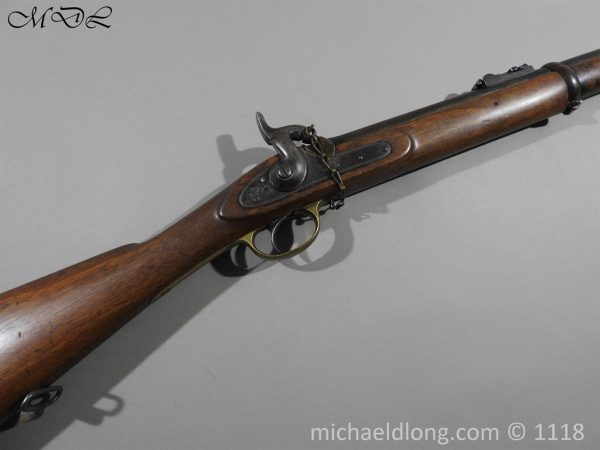 P57407 600x450 British Service Lancaster Carbine 1855 Pattern