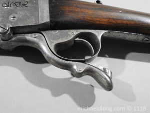 P57479 300x225 British Gibbs Farquharson Military Target Rifle.C.1874