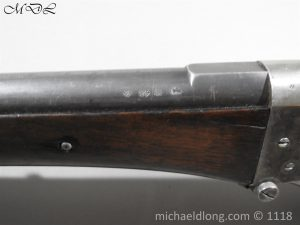 P57481 300x225 British Gibbs Farquharson Military Target Rifle.C.1874
