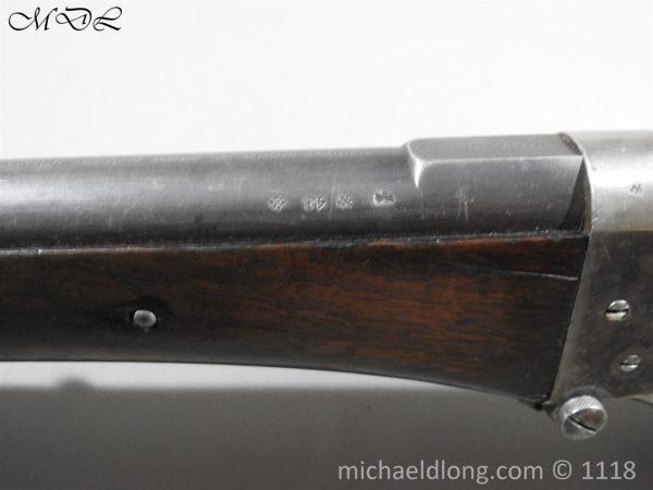 P57481 600x450 British Gibbs Farquharson Military Target Rifle.C.1874