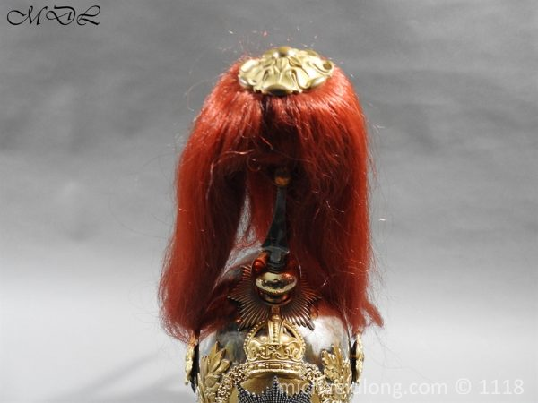 P57518 600x450 Royal Horse Guards Cased Officer's Helmet by Hawkes