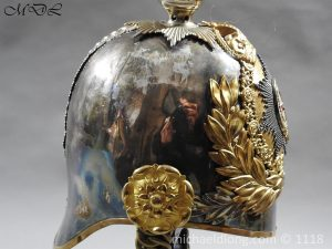 P57521 300x225 Royal Horse Guards Cased Officer's Helmet by Hawkes