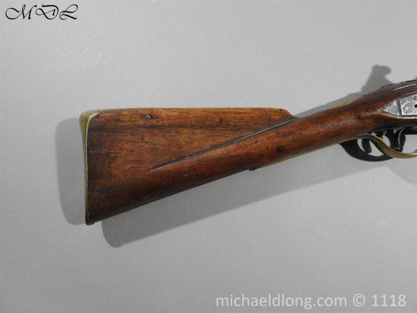 P57536 600x450 British Musket Bore Flintlock Cavalry Carbine by Nock