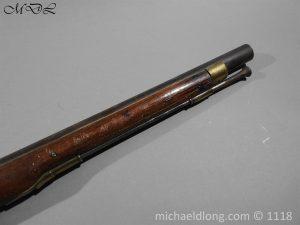 P57539 300x225 British Musket Bore Flintlock Cavalry Carbine by Nock
