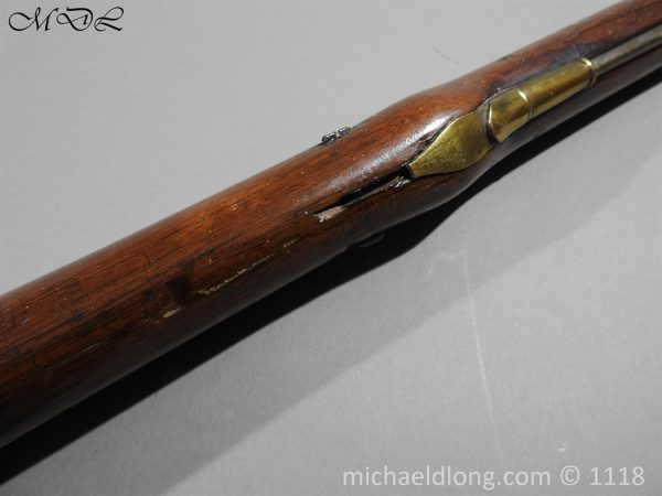P57541 600x450 British Musket Bore Flintlock Cavalry Carbine by Nock