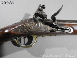 P57542 300x225 British Musket Bore Flintlock Cavalry Carbine by Nock