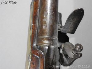P57544 300x225 British Musket Bore Flintlock Cavalry Carbine by Nock