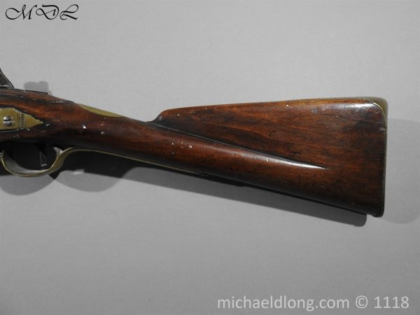 P57548 600x450 British Musket Bore Flintlock Cavalry Carbine by Nock