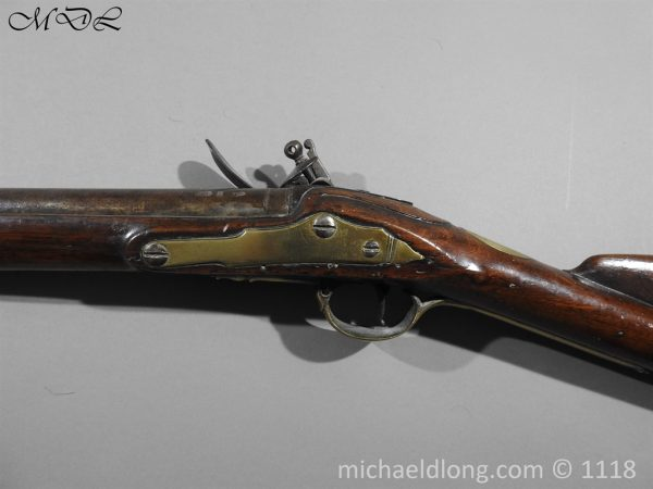 P57549 600x450 British Musket Bore Flintlock Cavalry Carbine by Nock