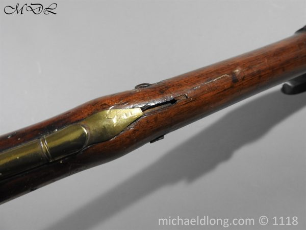 P57552 600x450 British Musket Bore Flintlock Cavalry Carbine by Nock