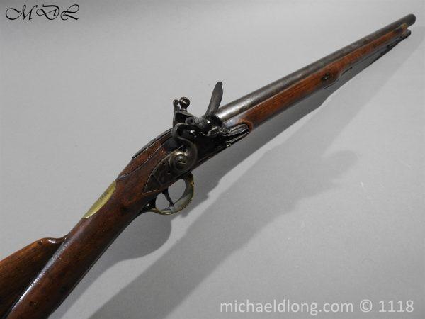 P57554 600x450 British Musket Bore Flintlock Cavalry Carbine by Nock