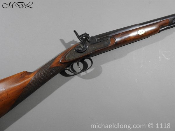 P57571 600x450 Percussion Sporting Gun by Mortimer