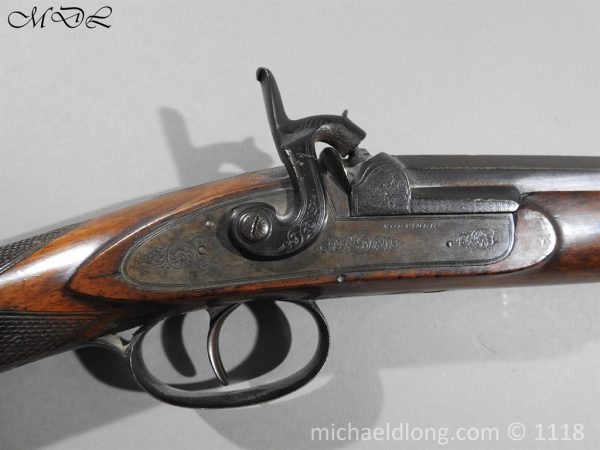 P57575 600x450 Percussion Sporting Gun by Mortimer